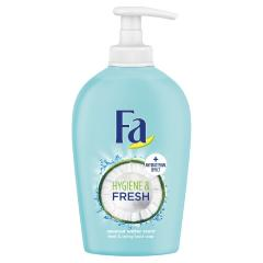 Fa szappan folyékony pumpás 250 ml Hygiene and Fresh-Coconut Water Scent