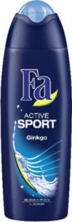 Fa tusfürdő 250 ml Active Sport Energizing Scent - ffi