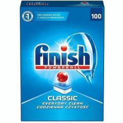 Finish mosogatógép tabletta 100 db-os 1600 g Classic