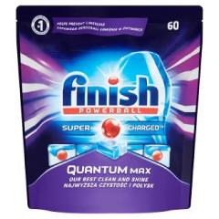 Finish mosogatógép tabletta 60 db-os 930g Quantum Max