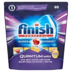 Finish mosogatógép tabletta 60 db-os 930g Quantum Max Lemon Sparkle