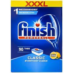 Finish mosogatógép tabletta 90 db-os CLASSIC LEMON