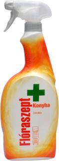 Flóraszept tisztítószer 750 ml szórófejes Konyha- zsíroldó