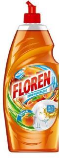 Floren mosogatószer 1000 ml Barack