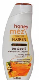 Floren testápoló 500 ml Méz