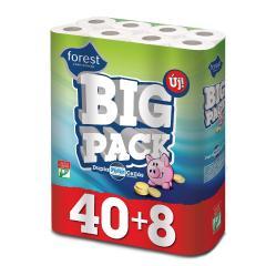 Regina wc papír 48 t. 2 r. 140 lap Big Pack