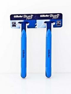 Gillette borotva 2 db-os Blue 2 plus