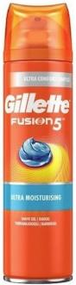 Gillette Fusion borotvagél 200 ml Ultra Moisturizing