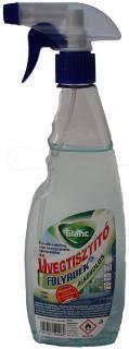 Glanc üvegtisztító 0,5 L alkoholos (szórófejes)