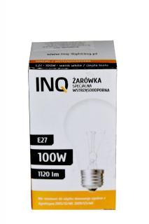 INQ izzó 100W rezgésálló A55 E27 WW 2700K