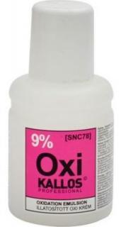Kallos oxikrém9% 60 ml illatosított