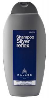 Kallos sampon 350 ml ezüst színező silver reflex