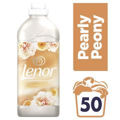 Lenor öblítő koncentrátum 1,5 L Pearly Peony Parfumelle
