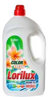 Lorilux mosószer folyékony 4 L Color
