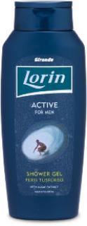 Lorin tusfürdő 300 ml Active