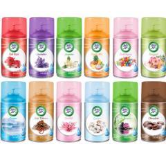 Miss Life légfrissítő utántöltő készülékhez 250ml vegyes illatok