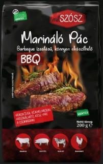 MitSZÓSZ marináló pác 200 g  barbeque ízesítésű