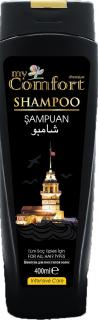 My Comfort sampon 400 ml minden hajtipusra Istanbul- MCF.SMI.400.M