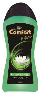 My Comfort tusfürdő 400 ml Lotus virág illattal - MCF.DJY.400