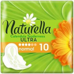 Naturella betét egészségügyi 10 db-os Normal Ultra Calendula