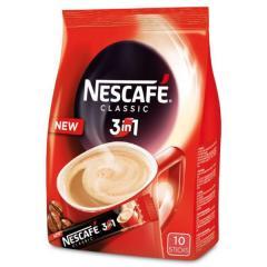 Nescafe kávé specialitás 10 (10 x 17,5 g) 3in1 Classic régi/új recept