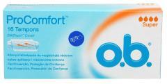 OB tampon egészségügyi 16 db-os Pro Comfort super