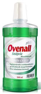 Ovenall szájvíz 500 ml Gyógynövényes Herbal