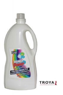 Oxi Max Power folteltávolító 2 l fehér és színes ruhákhoz