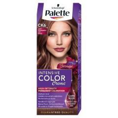 Palette hajfesték 50 ml Intensive Cream Color- Barna finom vöröses beütéssel - CK6