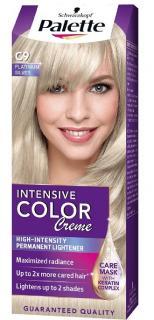 Palette hajfesték 50 ml Intensive Cream Color Ezüstszőke - C9