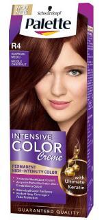 Palette hajfesték 50 ml Intensive Cream Color- Gesztenye - R4