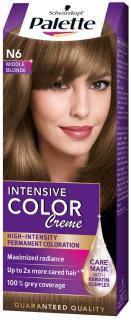 Palette hajfesték 50 ml Intensive Cream Color Középszőke - N6