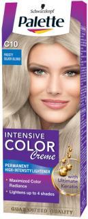 Palette hajfesték 50 ml Intensive Cream Color- Sarki Ezüstszőke - C10
