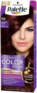Palette hajfesték 50 ml Intensive Cream Color- Sötét Mahagóni- R2