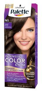 Palette hajfesték 50 ml Intensive Cream Color- Sötétszőke - N5
