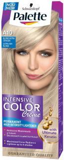 Palette hajfesték 50 ml Intensive Cream Color- Ultra hamvasszőke - A10
