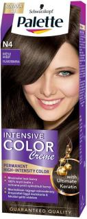 Palette hajfesték 50 ml Intensive Cream Color Világosbarna - N4