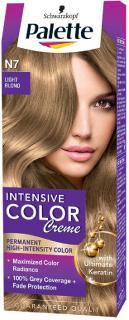 Palette hajfesték 50 ml Intensive Cream Color- Világosszőke N7