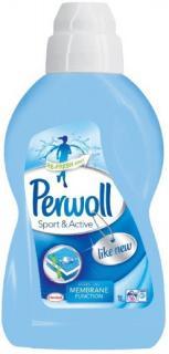 Perwoll mosószer folyékony 900ml / 1L Sport Active