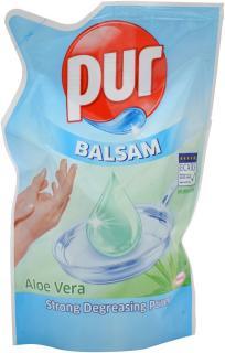 Pur mosogatószer utántöltő kézi 450 ml Balsam- Aloe Vera