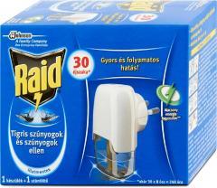 Raid szúnyogírtó párologtató készülék 1 + 21 ml - 30 éjszakás