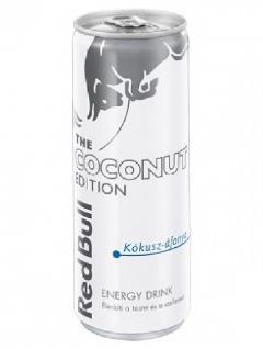 Red Bull energiaital 250 ml kókusz-áfonya