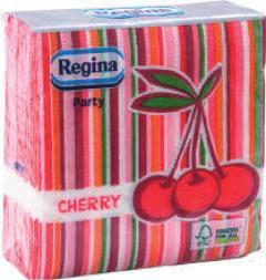 Regina Party szalvéta 45db-os 30x29cm