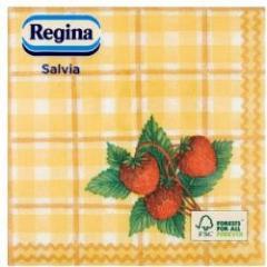 Regina Salvia szalvéta 45db-os 33x33cm