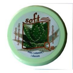 Soft Cream krém 170 ml Aloe Vera és E-vitaminnal