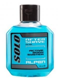 Solo after shave 125ml Alpen fóliás