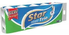 Star wc papír 10 t. 3 r. 100 lap Trio