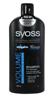 Syoss sampon 500 ml Volume Collagen and Lift