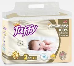 Taffy pelenka Economic 2 Mini 3-6 kg 38 db-os