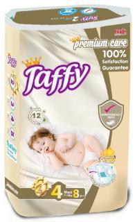 Taffy pelenka Super Standard 4 Maxi 7-18 kg 8 db-os